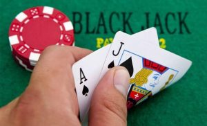 what is important about making a blackjack money bet