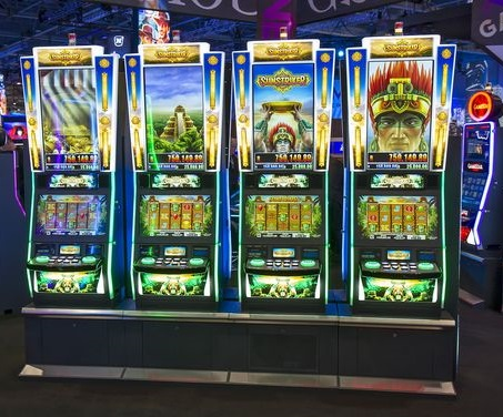 online slot machine casino
