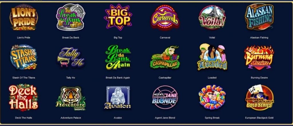casino slot machines to play