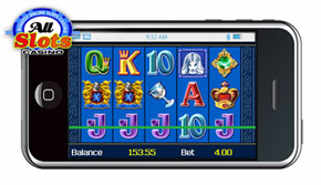 can you play avalon slots on your html5 phone