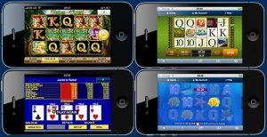 what does the best mobile casino software offer