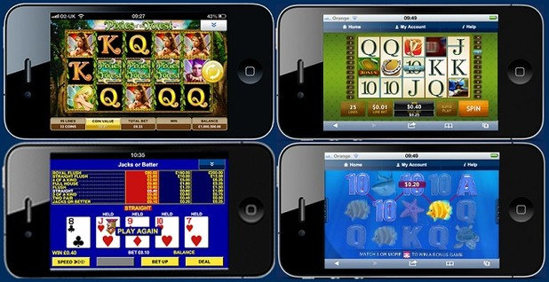 what can the best software for mobile casinos offer