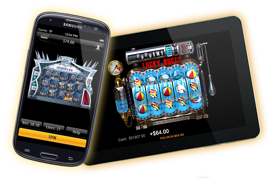 which are the best online slot games for android