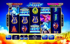 are the zeus slots among the new online slots
