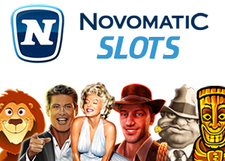 which are the best novomatic slots games for betting