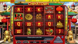 online slot machines china
