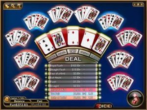 online video poker guide