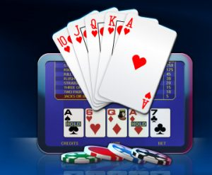 online video poker mobile