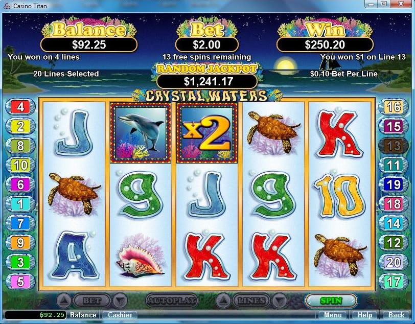 slot machine play real money