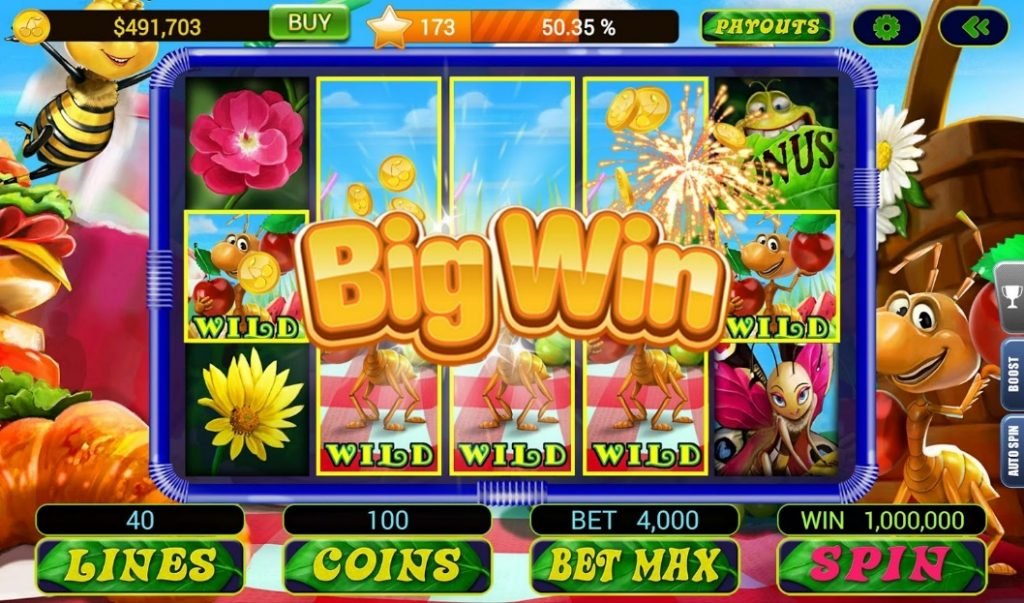 free slot games to win real money