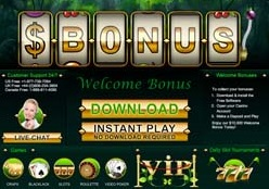 vegas slots reviews bonus