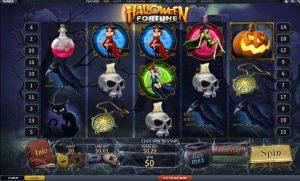 vegas slots reviews halloween