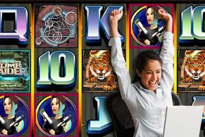 what are the basics to win at slots like tomb raider